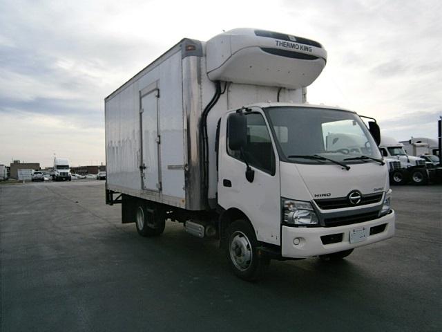 Reefer Truck-Light and Medium Duty Trucks-Hino-2013-195-MISSISSAUGA-ON-172,865 km-$38,500