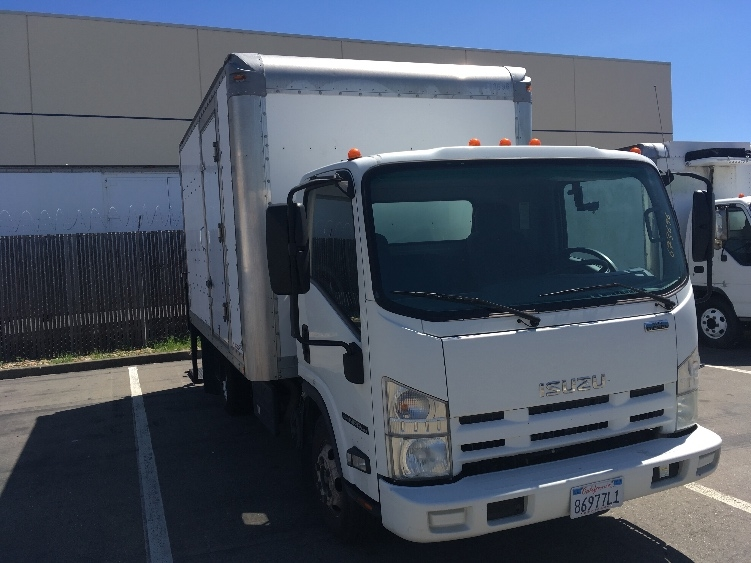 Medium Duty Box Truck-Light and Medium Duty Trucks-Isuzu-2013-NPR-WEST SACRAMENTO-CA-80,104 miles-$31,250