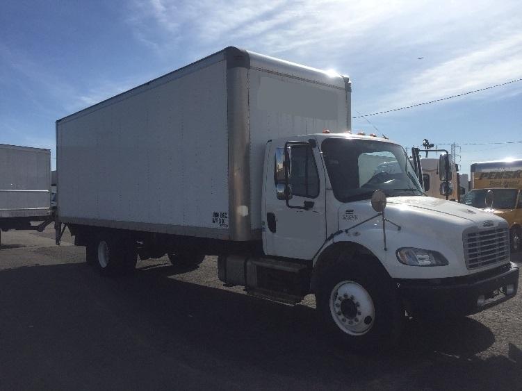 Medium Duty Box Truck-Light and Medium Duty Trucks-Freightliner-2014-M2-LINDEN-NJ-131,257 miles-$41,000
