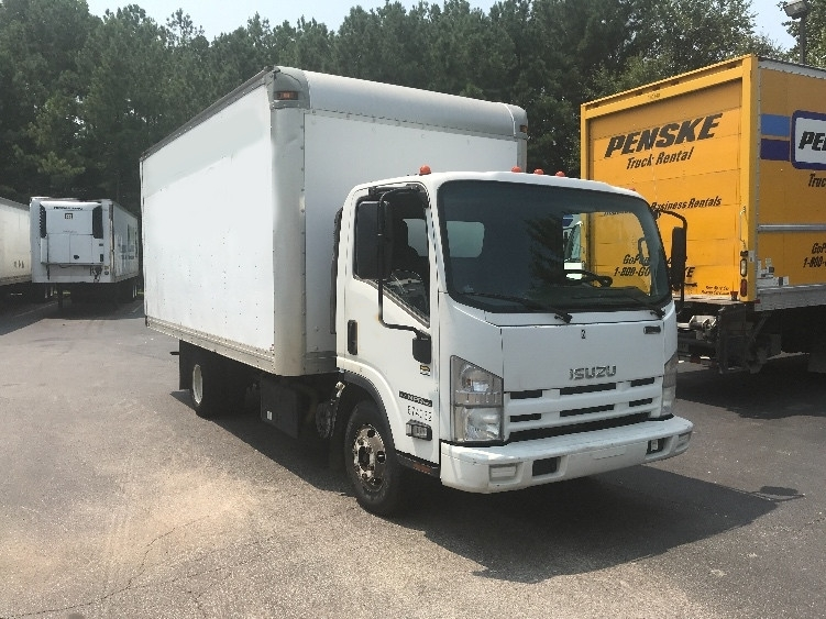 Medium Duty Box Truck-Light and Medium Duty Trucks-Isuzu-2013-NPR-ATLANTA-GA-109,903 miles-$29,000