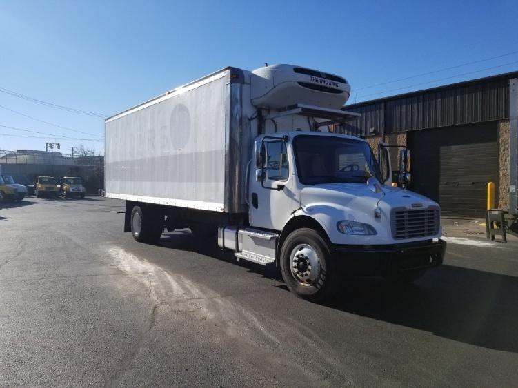 Reefer Truck-Light and Medium Duty Trucks-Freightliner-2014-M2-NORTH BERGEN-NJ-169,408 miles-$39,750