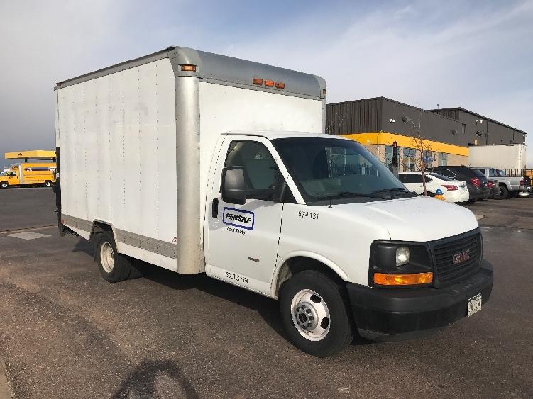 Light Duty Box Truck-Light and Medium Duty Trucks-GMC-2013-Savana G33503-DENVER-CO-100,221 miles-$25,000
