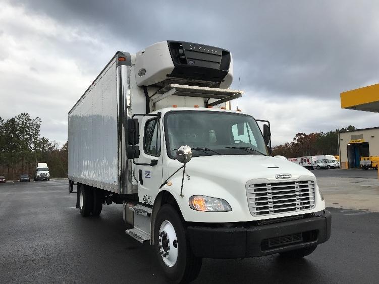 Reefer Truck-Light and Medium Duty Trucks-Freightliner-2014-M2-LITHIA SPRINGS-GA-108,193 miles-$61,250