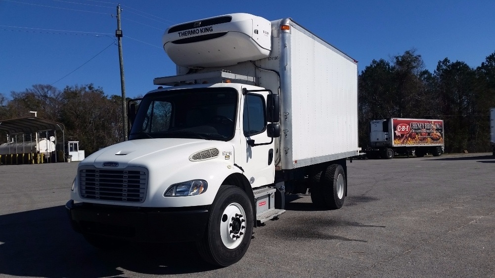 Reefer Truck-Light and Medium Duty Trucks-Freightliner-2014-M2-GARDEN CITY-GA-33,975 miles-$65,500