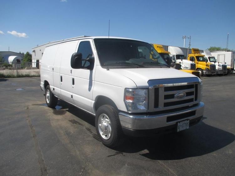 Cargo Van (Panel Van)-Light and Medium Duty Trucks-Ford-2013-E150-MISSISSAUGA-ON-288,026 km-$9,250