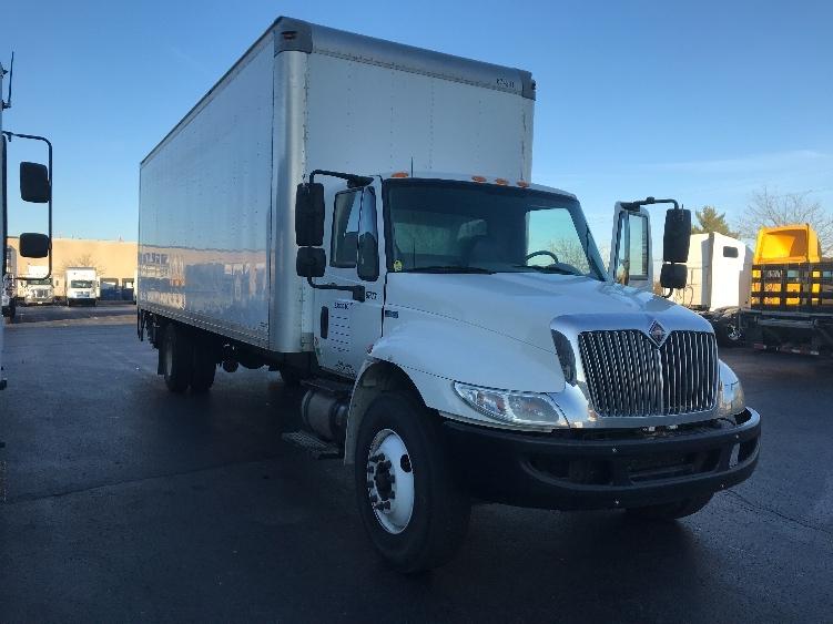 Medium Duty Box Truck-Light and Medium Duty Trucks-International-2014-4300-INDIANAPOLIS-IN-241,850 miles-$21,250