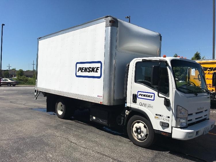 Medium Duty Box Truck-Light and Medium Duty Trucks-Isuzu-2013-NQR-KANSAS CITY-MO-108,330 miles-$32,250