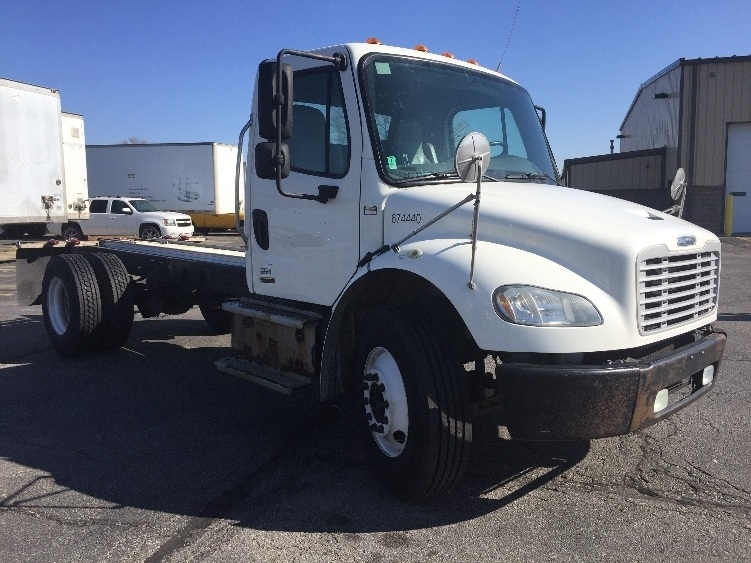 Cab and Chassis Truck-Light and Medium Duty Trucks-Freightliner-2014-M2-LINCOLN-NE-319,380 miles-$24,250