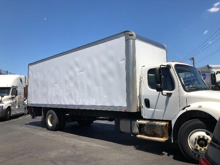 Medium Duty Box Truck-Light and Medium Duty Trucks-Freightliner-2014-M2-WEST BABYLON-NY-129,244 miles-$41,750