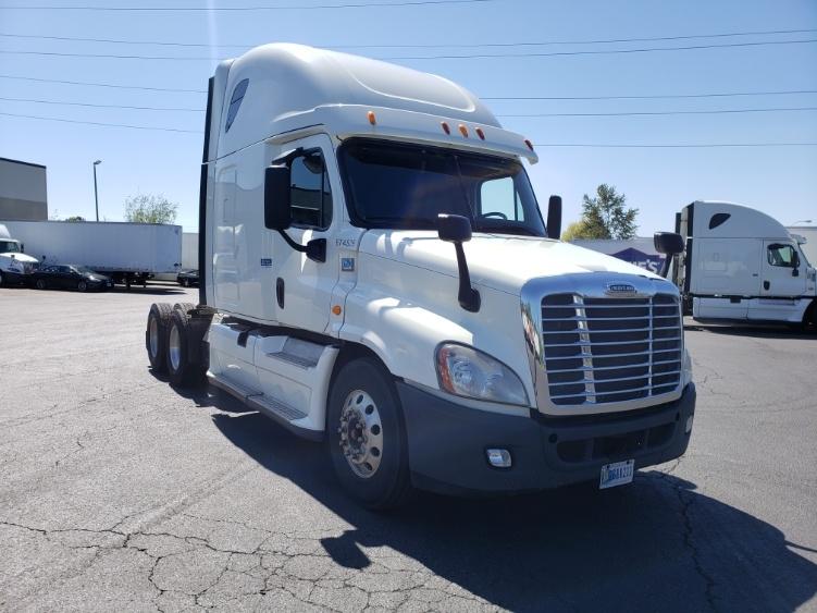 Sleeper Tractor-Heavy Duty Tractors-Freightliner-2014-Cascadia 12564ST-WILSONVILLE-OR-539,212 miles-$44,250