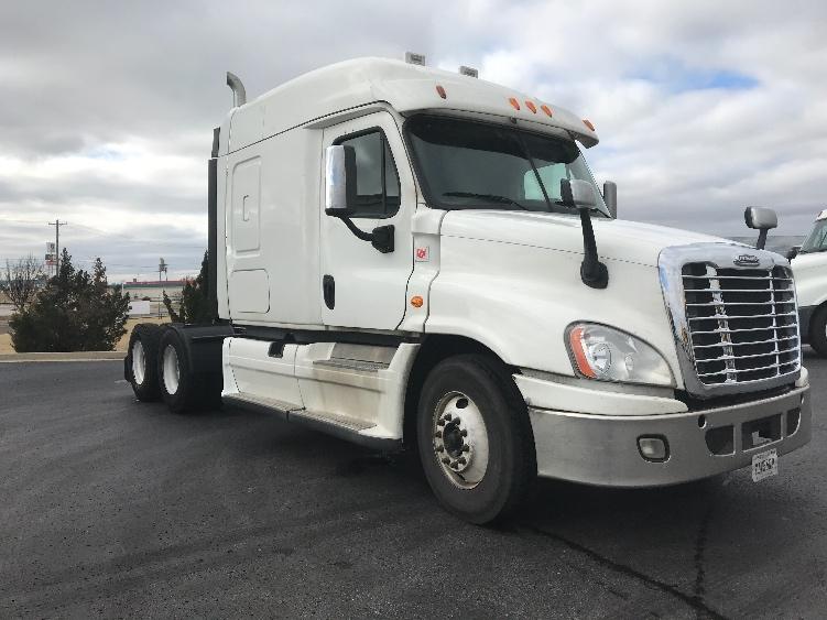 Sleeper Tractor-Heavy Duty Tractors-Freightliner-2014-Cascadia 12564ST-OKLAHOMA CITY-OK-491,713 miles-$52,500