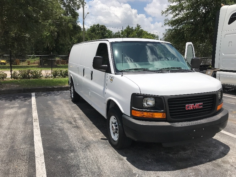 Cargo Van (Panel Van)-Light and Medium Duty Trucks-GMC-2013-Savana G23705-LAKELAND-FL-10,324 miles-$21,500