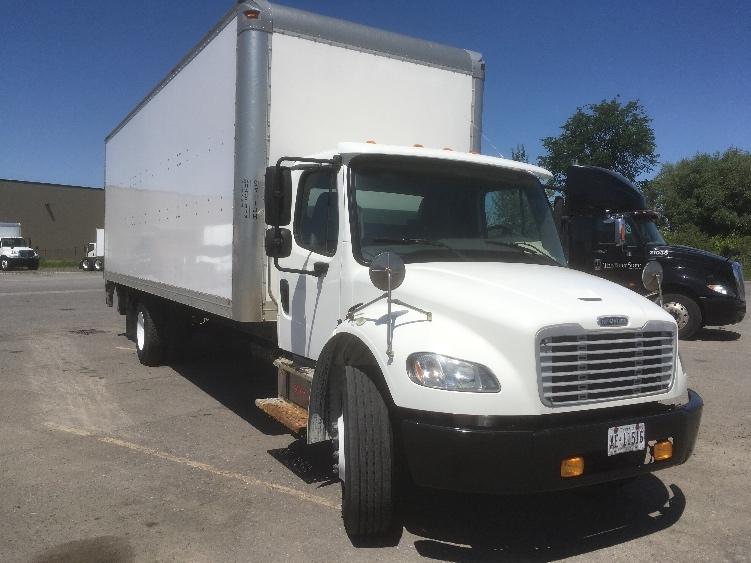 Medium Duty Box Truck-Light and Medium Duty Trucks-Freightliner-2014-M2-SAINT LAURENT-PQ-235,271 km-$58,000