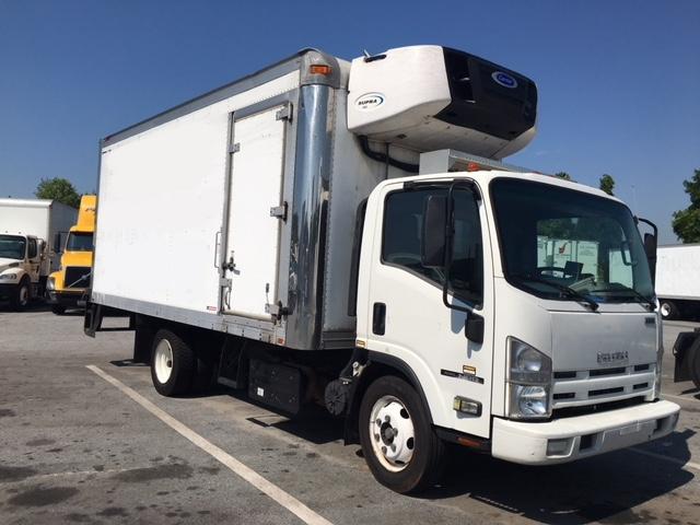 Reefer Truck-Light and Medium Duty Trucks-Isuzu-2013-NRR-ATLANTA-GA-161,871 miles-$38,250