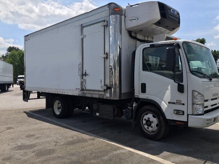Reefer Truck-Light and Medium Duty Trucks-Isuzu-2013-NRR-ATLANTA-GA-164,828 miles-$38,000