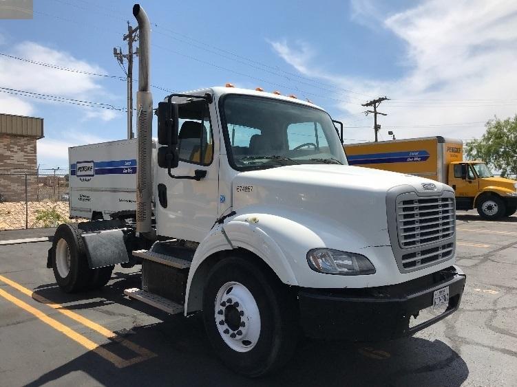 Day Cab Tractor-Heavy Duty Tractors-Freightliner-2014-M211242S-EL PASO-TX-50,325 miles-$48,250