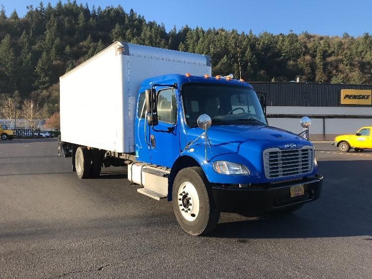 Medium Duty Box Truck-Light and Medium Duty Trucks-Freightliner-2014-M2-PORTLAND-OR-86,016 miles-$48,500