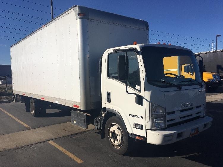 Medium Duty Box Truck-Light and Medium Duty Trucks-Isuzu-2014-NRR-WEST VALLEY CITY-UT-149,504 miles-$30,250