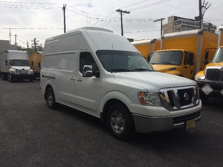 Reefer Truck-Light and Medium Duty Trucks-Nissan-2012-NV2500SV-NORTH BERGEN-NJ-216,759 miles-$19,250