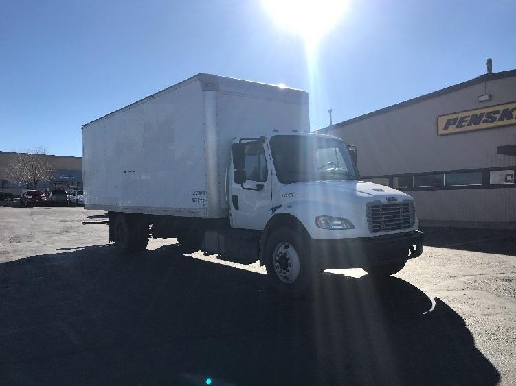 Medium Duty Box Truck-Light and Medium Duty Trucks-Freightliner-2014-M2-ALBUQUERQUE-NM-473,191 miles-$21,750