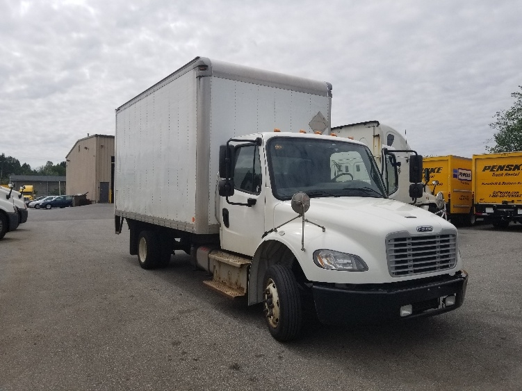 Medium Duty Box Truck-Light and Medium Duty Trucks-Freightliner-2014-M2-BURNABY-BC-273,951 km-$41,250