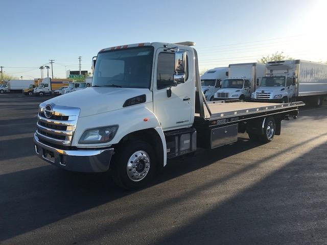 ROLLFLAT-Light and Medium Duty Trucks-Hino-2014-258LP-PHOENIX-AZ-191,996 miles-$58,500