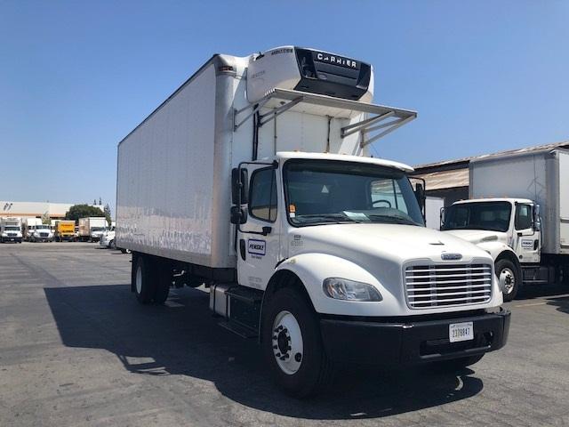 Reefer Truck-Light and Medium Duty Trucks-Freightliner-2014-M2-MONTEBELLO-CA-92,909 miles-$52,500