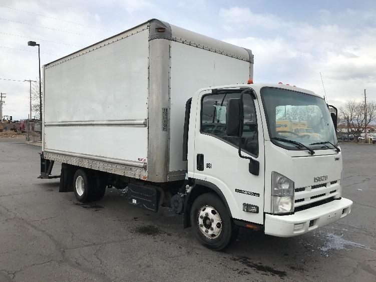 Medium Duty Box Truck-Light and Medium Duty Trucks-Isuzu-2013-NPR-DENVER-CO-138,471 miles-$25,000