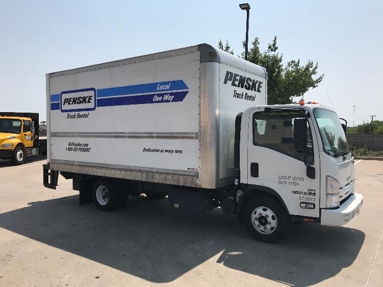Medium Duty Box Truck-Light and Medium Duty Trucks-Isuzu-2013-NPR-CARROLLTON-TX-103,684 miles-$28,000