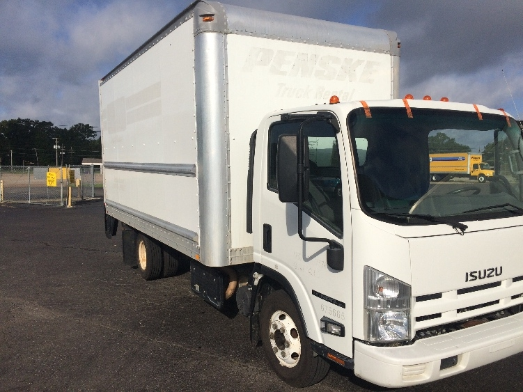 Medium Duty Box Truck-Light and Medium Duty Trucks-Isuzu-2013-NPR-SHREVEPORT-LA-85,381 miles-$29,000