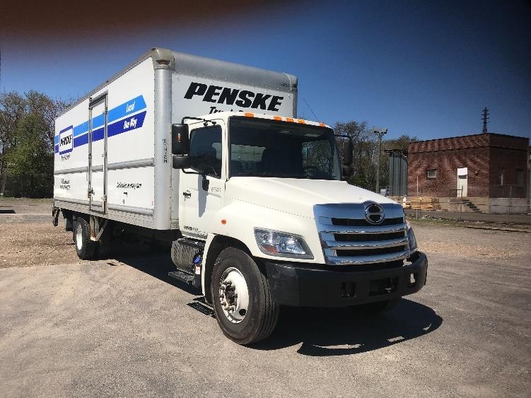 Medium Duty Box Truck-Light and Medium Duty Trucks-Hino-2014-268-PHILADELPHIA-PA-99,997 miles-$47,250