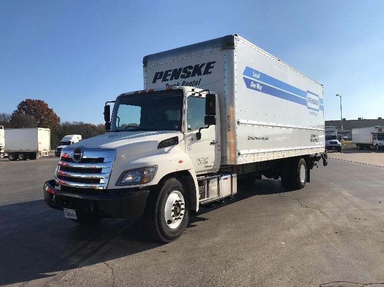 Medium Duty Box Truck-Light and Medium Duty Trucks-Hino-2014-268-LA VERGNE-TN-173,968 miles-$42,000