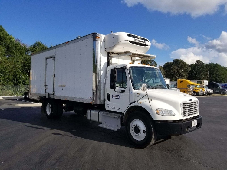 Reefer Truck-Light and Medium Duty Trucks-Freightliner-2014-M2-HOMEWOOD-AL-160,319 miles-$53,750