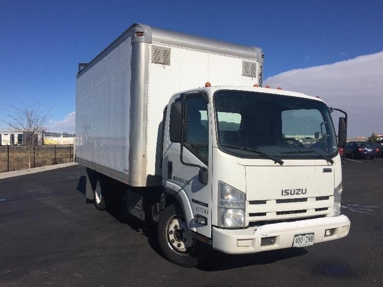 Medium Duty Box Truck-Light and Medium Duty Trucks-Isuzu-2014-NQR-DENVER-CO-172,135 miles-$23,500