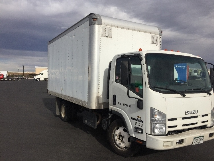 Medium Duty Box Truck-Light and Medium Duty Trucks-Isuzu-2014-NQR-DENVER-CO-186,500 miles-$24,000