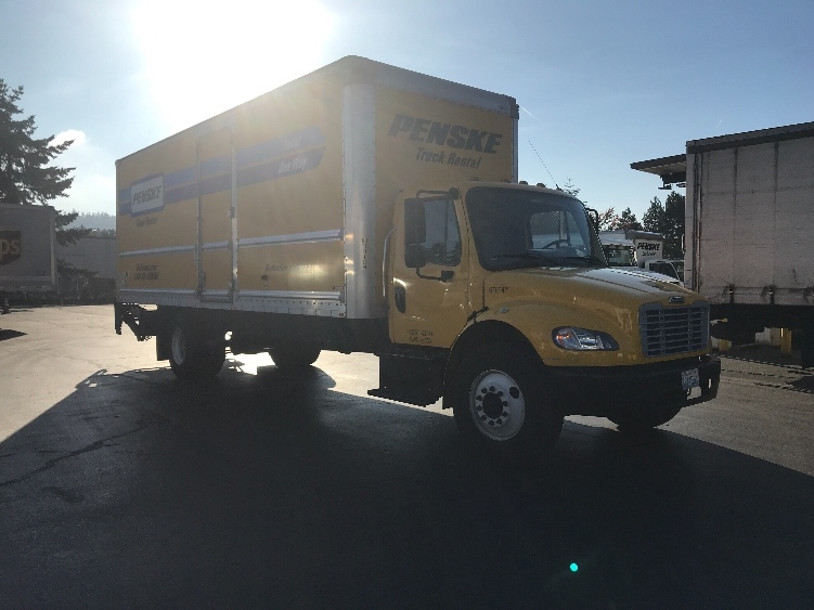 Medium Duty Box Truck-Light and Medium Duty Trucks-Freightliner-2014-M2-TUKWILA-WA-116,820 miles-$48,250
