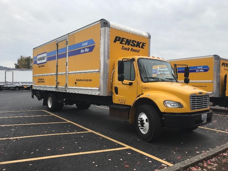 Medium Duty Box Truck-Light and Medium Duty Trucks-Freightliner-2014-M2-CLACKAMAS-OR-160,963 miles-$39,500