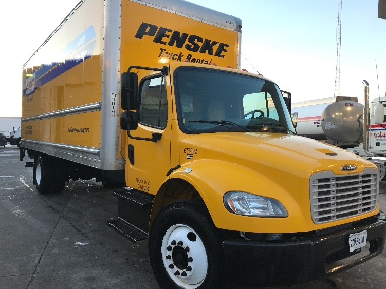 Medium Duty Box Truck-Light and Medium Duty Trucks-Freightliner-2014-M2-OMAHA-NE-215,407 miles-$34,750