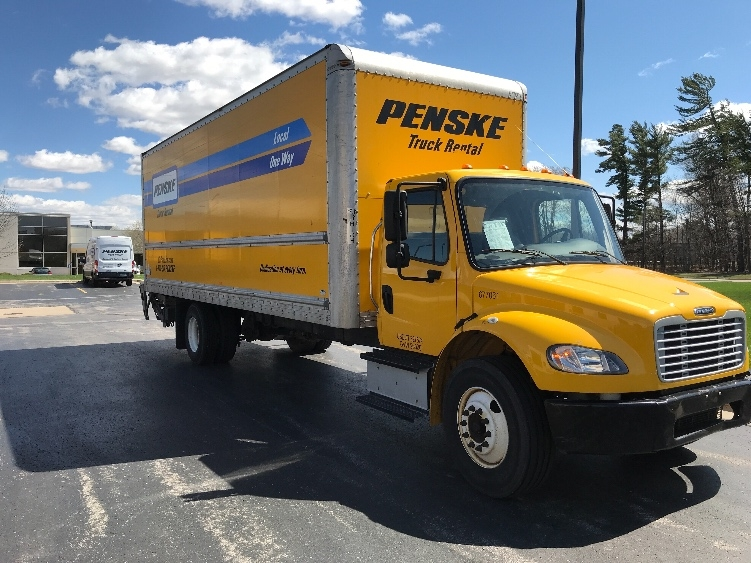 Medium Duty Box Truck-Light and Medium Duty Trucks-Freightliner-2014-M2-DE PERE-WI-180,821 miles-$34,500