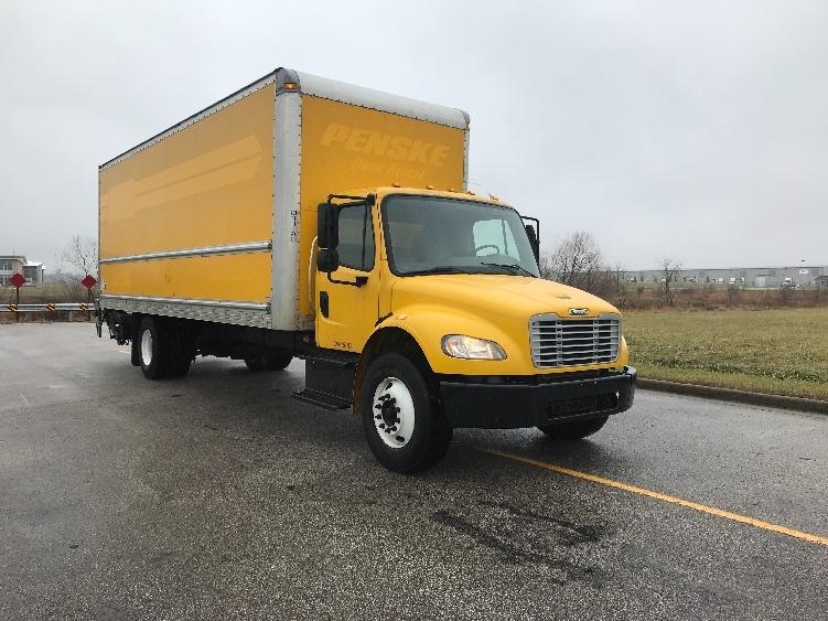 Medium Duty Box Truck-Light and Medium Duty Trucks-Freightliner-2014-M2-LOUISVILLE-KY-181,615 miles-$34,000