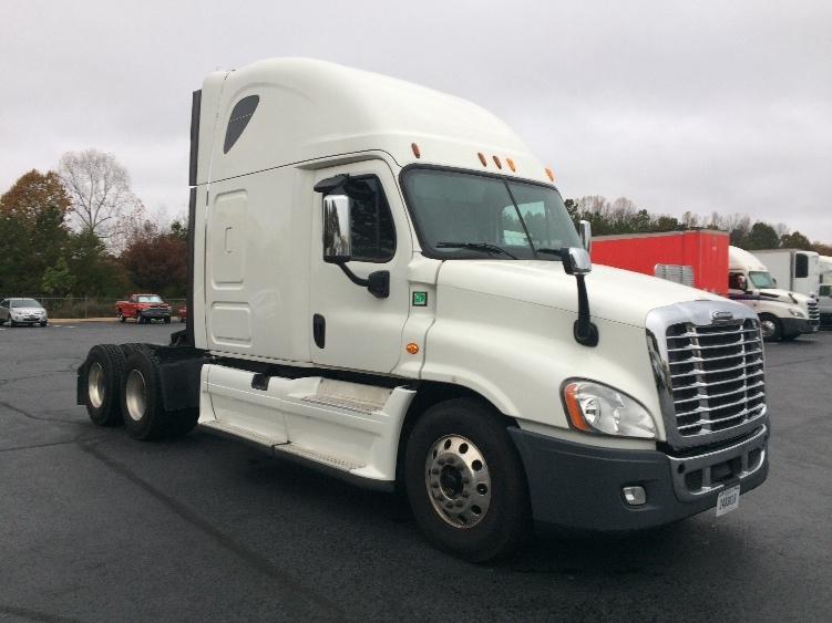 Sleeper Tractor-Heavy Duty Tractors-Freightliner-2014-Cascadia 12564ST-WINSTON SALEM-NC-539,581 miles-$55,500