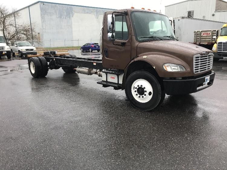 Reefer Truck-Light and Medium Duty Trucks-Freightliner-2014-M2-HAMMOND-LA-167,090 miles-$44,000