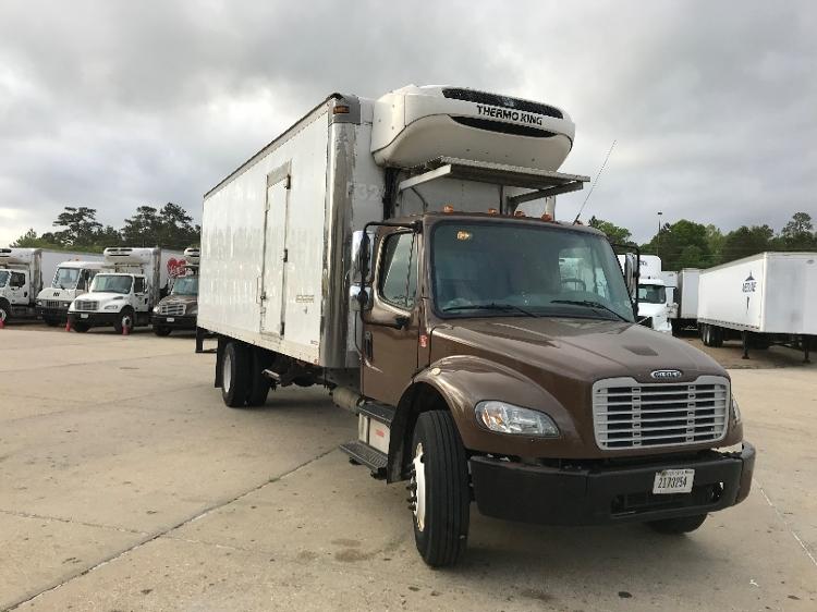 Reefer Truck-Light and Medium Duty Trucks-Freightliner-2014-M2-HAMMOND-LA-169,084 miles-$43,750