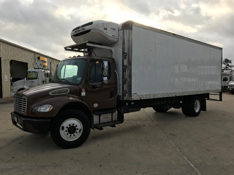 Reefer Truck-Light and Medium Duty Trucks-Freightliner-2014-M2-HAMMOND-LA-197,474 miles-$40,750