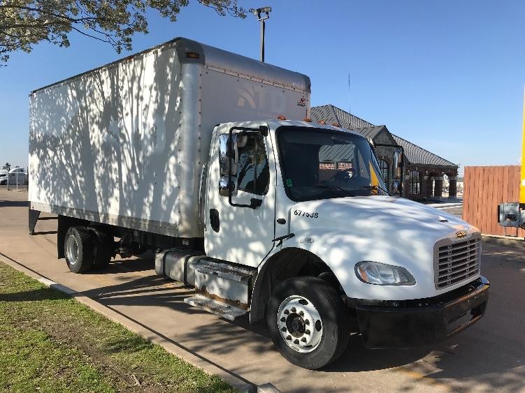 Medium Duty Box Truck-Light and Medium Duty Trucks-Freightliner-2014-M2-TULSA-OK-352,657 miles-$21,500