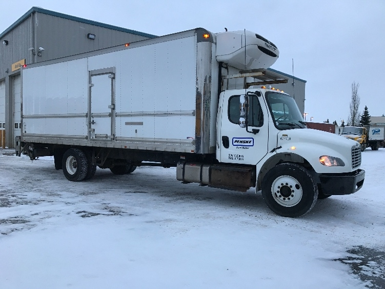 Reefer Truck-Light and Medium Duty Trucks-Freightliner-2014-M2-EDMONTON-AB-146,900 km-$73,500
