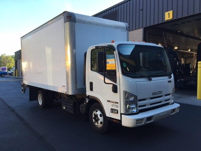 Medium Duty Box Truck-Light and Medium Duty Trucks-Isuzu-2014-NPR-KING OF PRUSSIA-PA-116,108 miles-$26,750