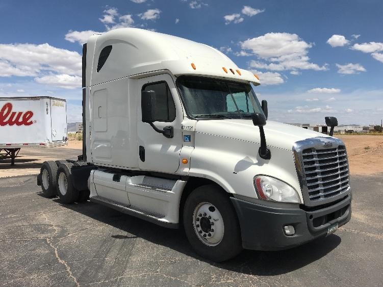 Sleeper Tractor-Heavy Duty Tractors-Freightliner-2014-Cascadia 12564ST-PHOENIX-AZ-551,567 miles-$38,000