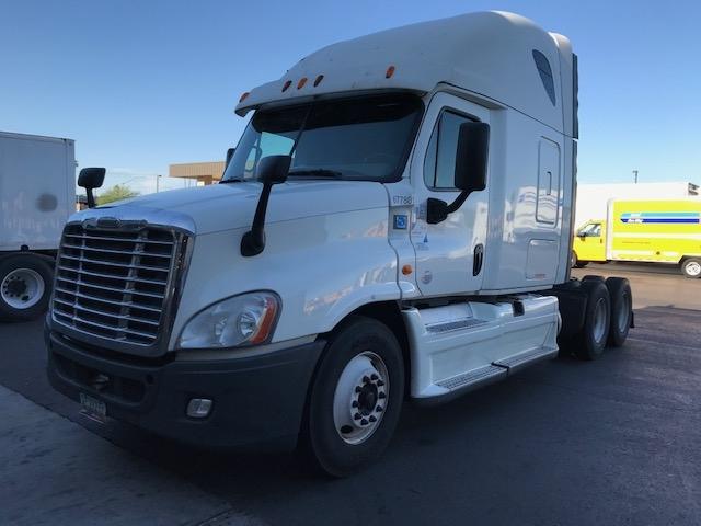 Sleeper Tractor-Heavy Duty Tractors-Freightliner-2014-Cascadia 12564ST-PHOENIX-AZ-560,840 miles-$37,500