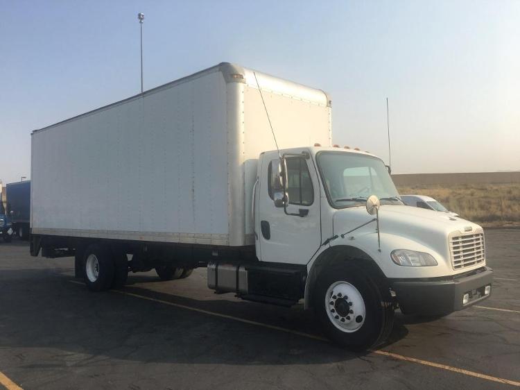 Medium Duty Box Truck-Light and Medium Duty Trucks-Freightliner-2014-M2-WEST VALLEY CITY-UT-181,212 miles-$48,500